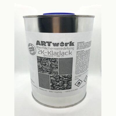 2k Klarlack Glänzend 1L