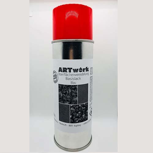 ARTwork Basislack Blau dunkel 400ml Spraydose