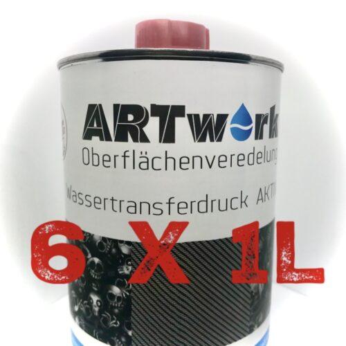 ARTwork Aktivator 6 Liter spritzfertig Sparpack