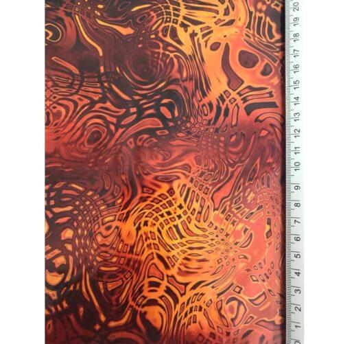 ARTwork, Wassertransferdruck, Folie Blur, 1m Breite