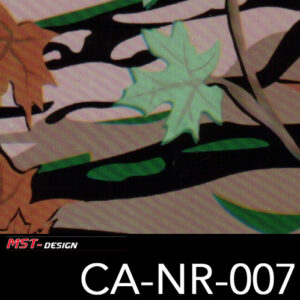 MST-Design, Wassertransferdruck, Army Style, Folie CA-NR-007