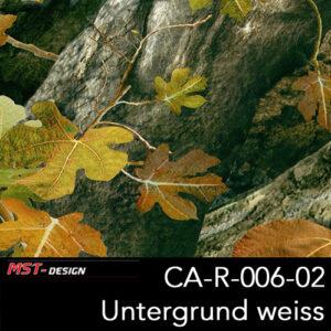 MST-Design, Wassertransferdruck, Camouflage, Folie CA-R-006-02, Untergrund weiß
