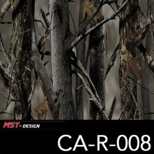 MST-Design, Wassertransferdruck, Camouflage, Folie CA-R-008