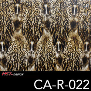 MST-Design, Wassertransferdruck, Enten, Folie CA-R-022