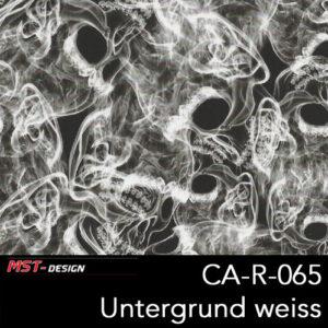 MST-Design, Wassertransferdruck, Folie CA-R-065, Untergrund weiß