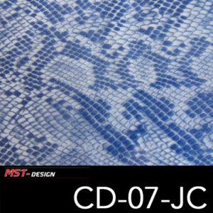 MST-Design, Wassertransferdruck, Folie CD-07-JC