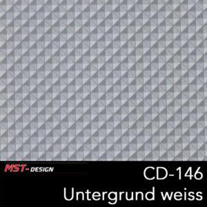 MST-Design, Wassertransferdruck, Folie CD-146, Untergrund weiß