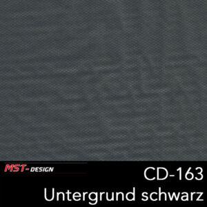 MST-Design, Wassertransferdruck, Folie CD-163, Untergrund schwarz