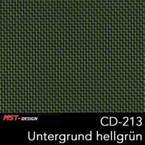 MST-Design, Wassertransferdruck, Folie CD-213, Untergrund hellgrün
