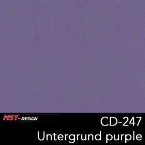 MST-Design, Wassertransferdruck, Folie CD-247, Untergrund purple