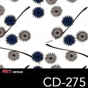MST-Design, Wassertransferdruck, Folie CD-275