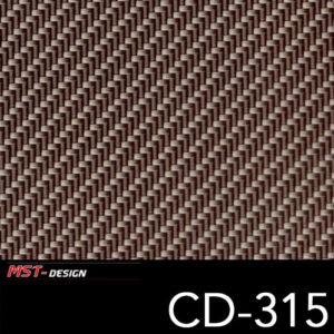 MST-Design, Wassertransferdruck, Folie CD-315