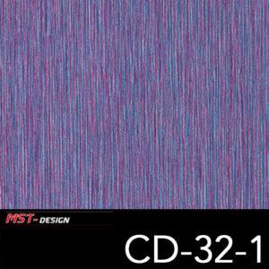 MST-Design, Wassertransferdruck, Folie CD-32-1