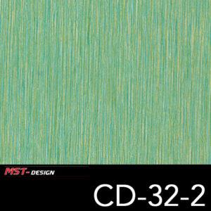 MST-Design, Wassertransferdruck, Folie CD-32-2