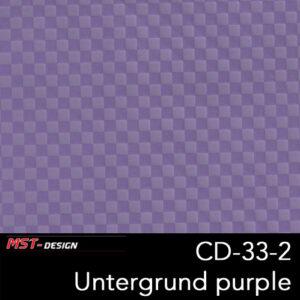 MST-Design, Wassertransferdruck, Folie CD-33-2, Untergrund purple