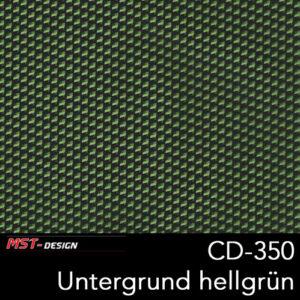 MST-Design, Wassertransferdruck, Folie CD-350, Untergrund hellgrün