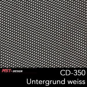 MST-Design, Wassertransferdruck, Folie CD-350, Untergrund weiß