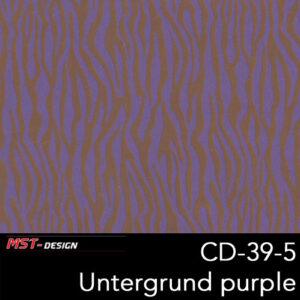 MST-Design, Wassertransferdruck, Folie CD-39-5, Untergrund purple