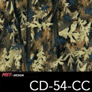MST-Design, Wassertransferdruck, Folie CD-54-CC