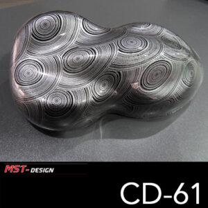 MST-Design, Wassertransferdruck, Folie CD-61