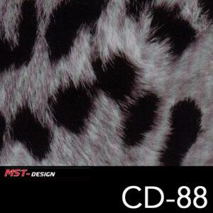 MST-Design, Wassertransferdruck, Folie CD-88