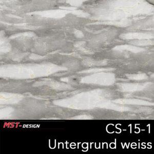 MST-Design, Wassertransferdruck, Folie CS-15-1, Untergrund weiß