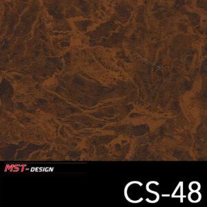 MST-Design, Wassertransferdruck, Folie CS-48
