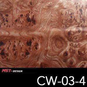 MST-Design, Wassertransferdruck, Folie CW-03-4