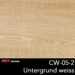 MST-Design, Wassertransferdruck, Folie CW-05-2, Untergrund weiß