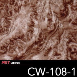 MST-Design, Wassertransferdruck, Folie CW-108-1