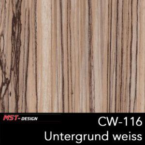 MST-Design, Wassertransferdruck, Folie CW-116, Untergrund weiß