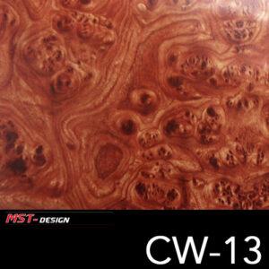 MST-Design, Wassertransferdruck, Folie CW-13