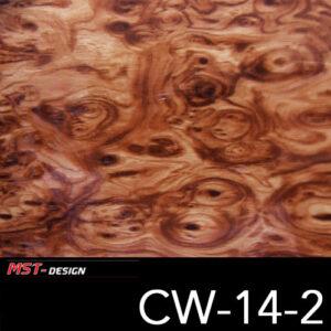 MST-Design, Wassertransferdruck, Folie CW-14-2