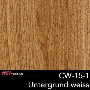 MST-Design, Wassertransferdruck, Folie CW-15-1, Untergrund weiß