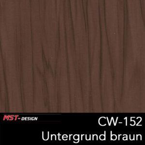 MST-Design, Wassertransferdruck, Folie CW-152, Untergrund braun