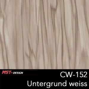 MST-Design, Wassertransferdruck, Folie CW-152, Untergrund weiß