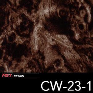 MST-Design, Wassertransferdruck, Folie CW-23-1
