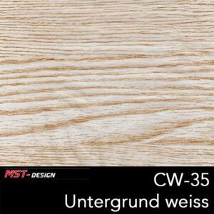 MST-Design, Wassertransferdruck, Folie CW-35, Untergrund weiß