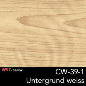 MST-Design, Wassertransferdruck, Folie CW-39-1, Untergrund weiß