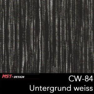 MST-Design, Wassertransferdruck, Folie CW-84, Untergrund weiß