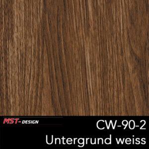 MST-Design, Wassertransferdruck, Folie CW-90-2, Untergrund weiß