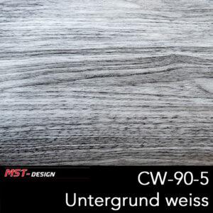 MST-Design, Wassertransferdruck, Folie CW-90-5, Untergrund weiß
