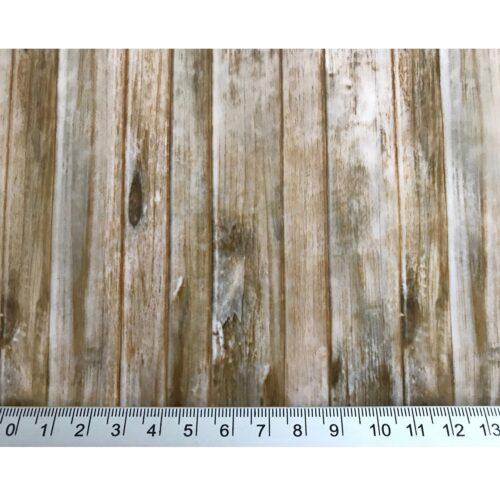 ARTwork, Wassertransferdruck, Folie Cabin Wood, 1m Breite