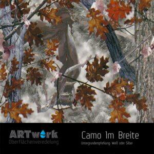 ARTwork, Wassertransferdruck, Folie Camouflage, 1m Breite