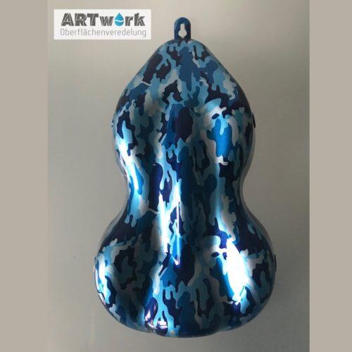 ARTwork, Wassertransferdruck, Folie Camouflage 8, 50cm Breite
