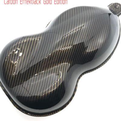 Effektlack Gold Carbon Artwork
