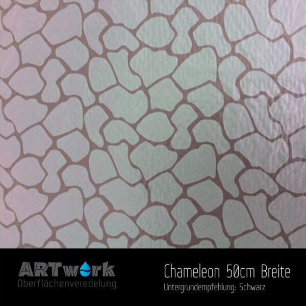 ARTwork, Wassertransferdruck, Folie Chameleon, 50cm Breite