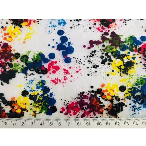 ARTwork, Wassertransferdruck, Folie Color Splash, 50cm Breite