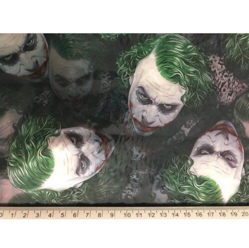 ARTwork, Wassertransferdruck, Folie Dark Knight, 50cm Breite