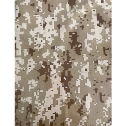 ARTwork, Wassertransferdruck, Folie Digital Camouflage 2, 1m Breite
